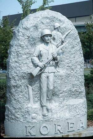 Korean War Memorial of Western New York (1990)