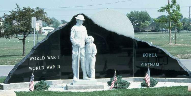 Cheektowaga Veterans Memorial (1990)