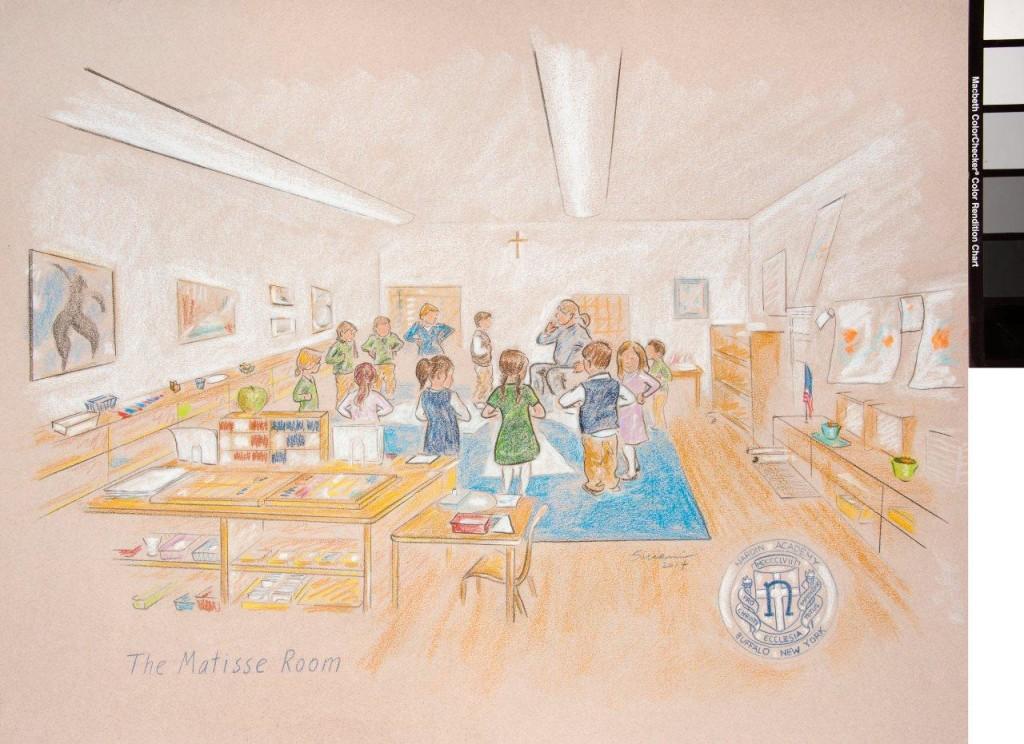 Nardin Academy Drawings
