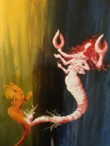 The Scorpio and the Capricorn