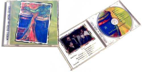 CD Album Art