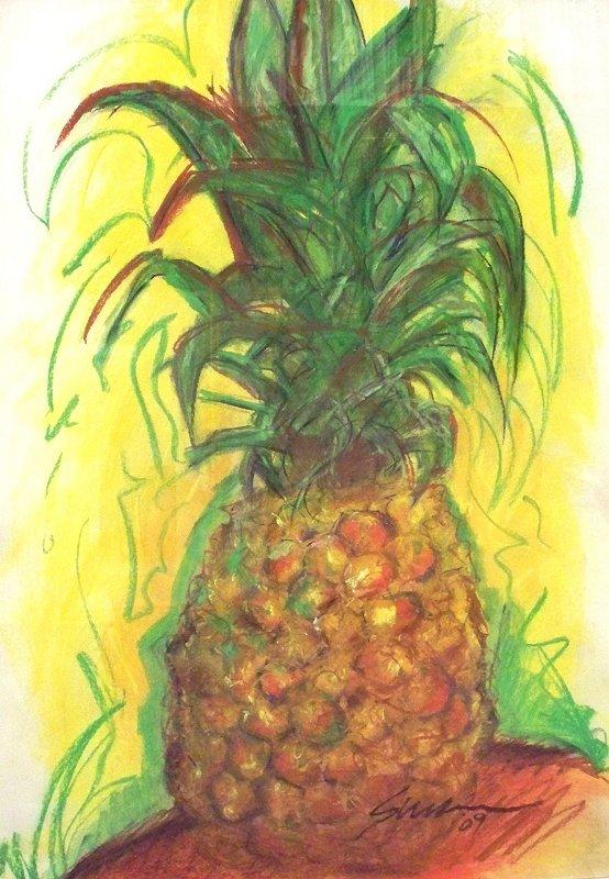 """""""Pineapple Tango"""""""
