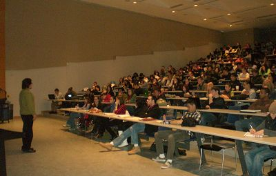 Recent Lecture Pic