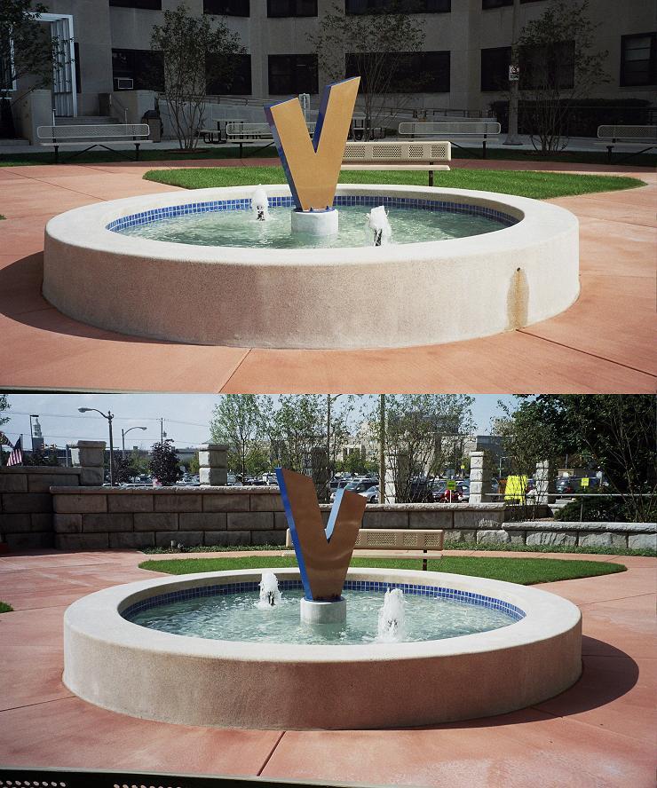 Remembrance Fountain