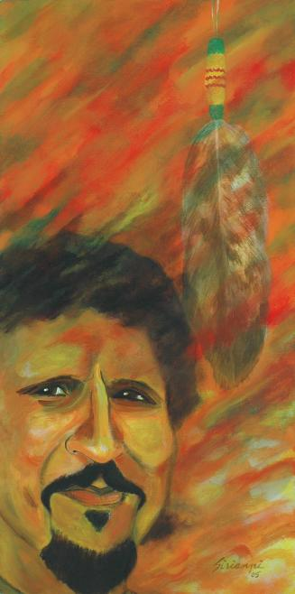 """Honor"" (Self-Portrait)"