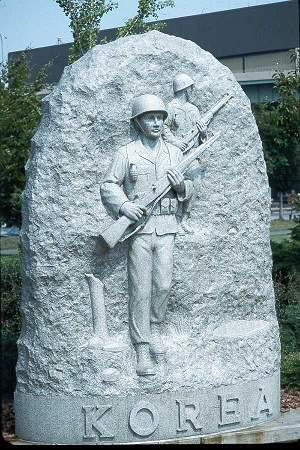 Korean War Memorial of Western New York (1990)