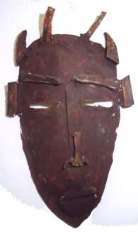 Intro to African Mask Series