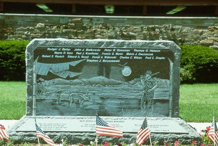 West Seneca Vietnam Memorial (1985)