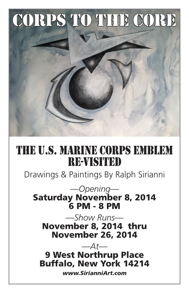 Corps to the Core: New Exhibit
