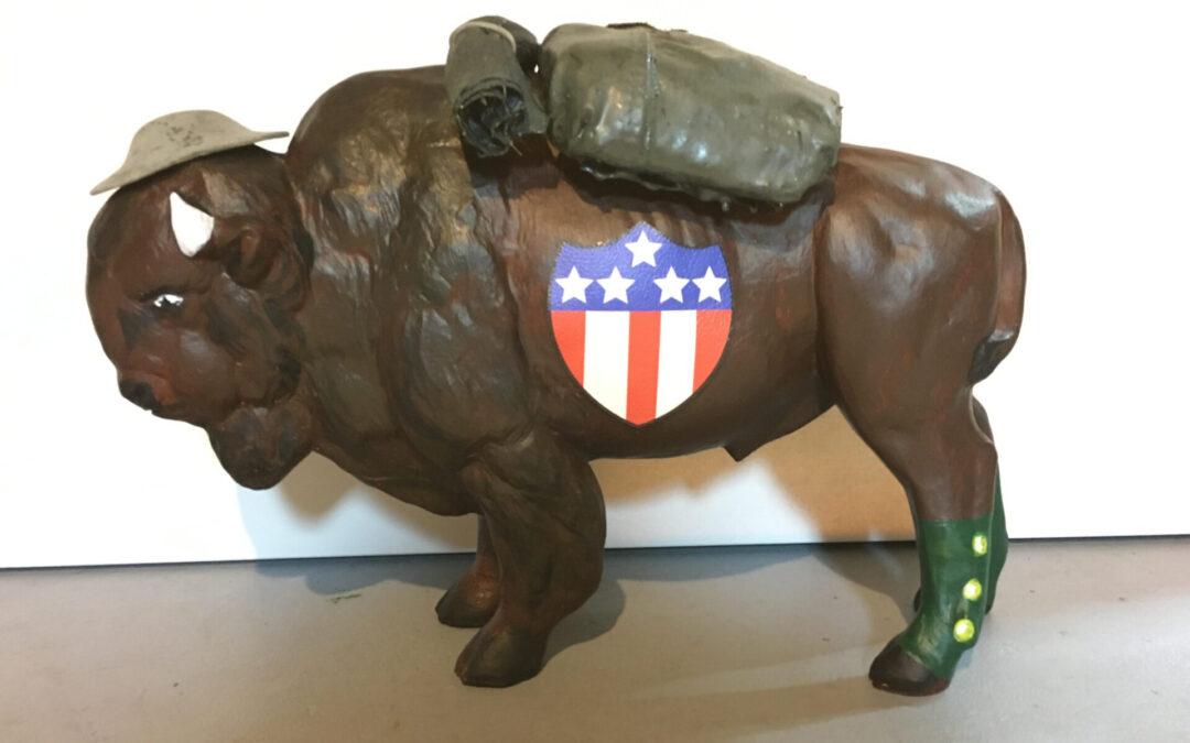 The Mini Buffalo Soldier
